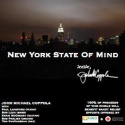 "JMC's Album art of 'New York State of Mind"""