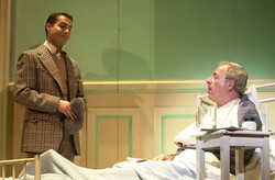 """JMC and Lenny Wolpe in """"She Loves Me"""" PCLO."""