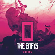 The Enfys - Change (front cover).jpg