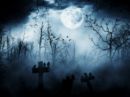 Halloween Special: Susan's Diary