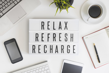 5 Things to do to Recharge