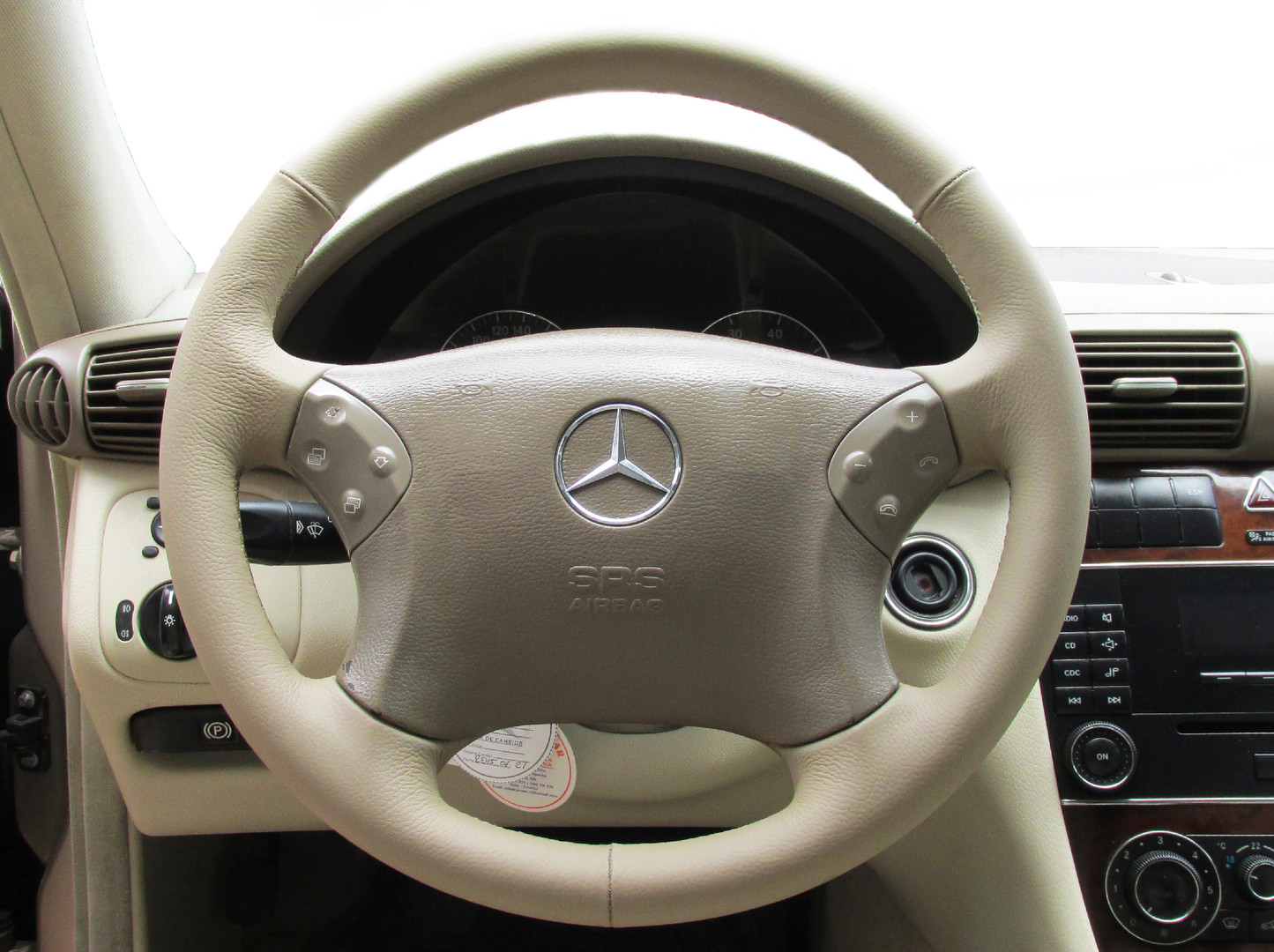 Mercedez C200 2005