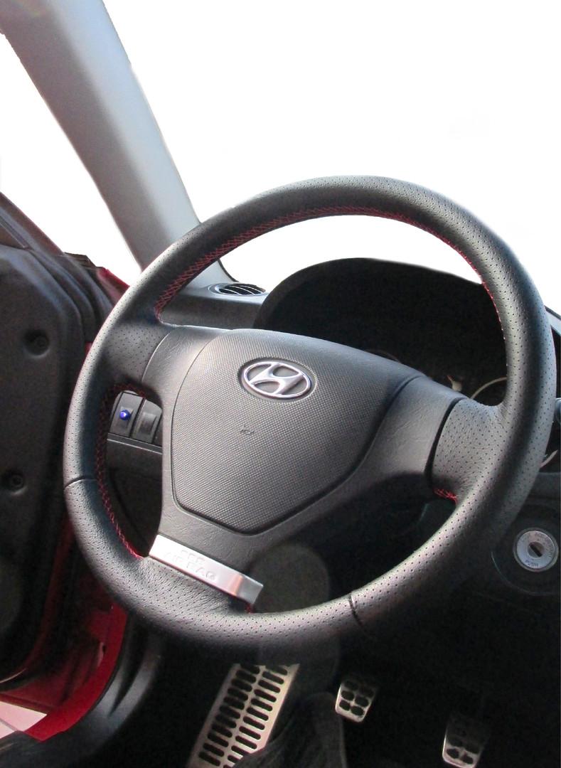 Hyundai Tiburon 2011