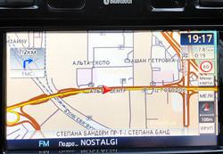 Обзор русификации Nissan Leaf