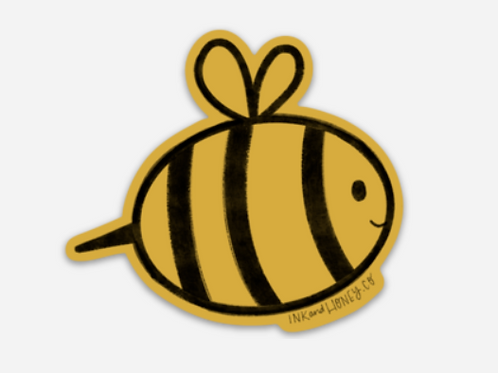 Bee Boi Sticker