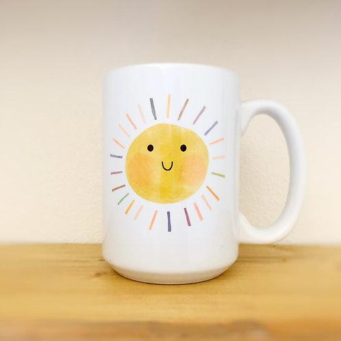 Sunny Boi 16 oz Mug