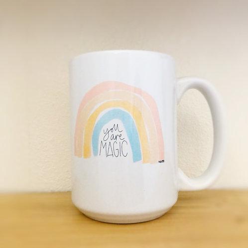 You are Magic Rainbow 16 oz Mug