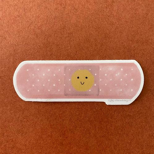 Bandage Boi Sticker