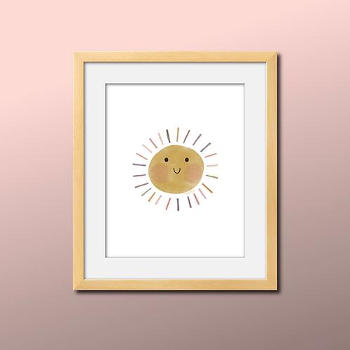Sunny Boi Print
