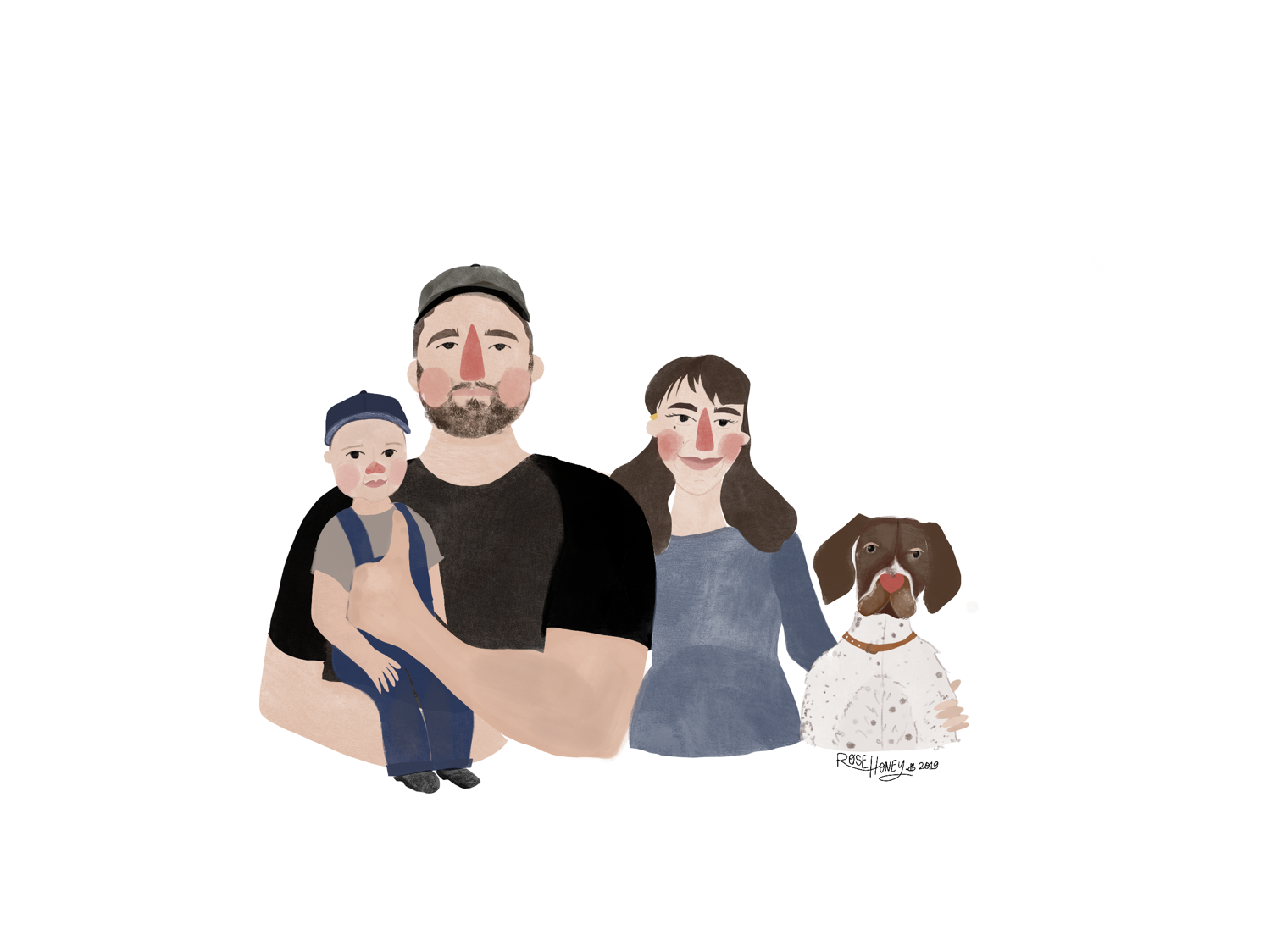 Family Portrait