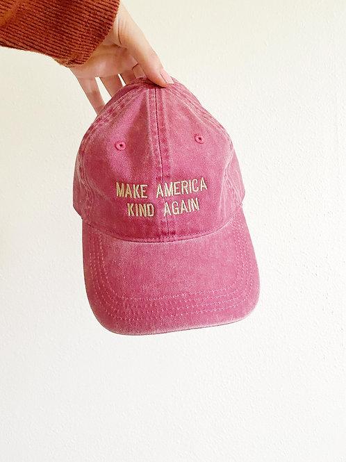 Make America Kind Again Hats