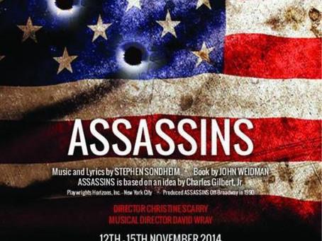 Assassins: The Helix Theatre