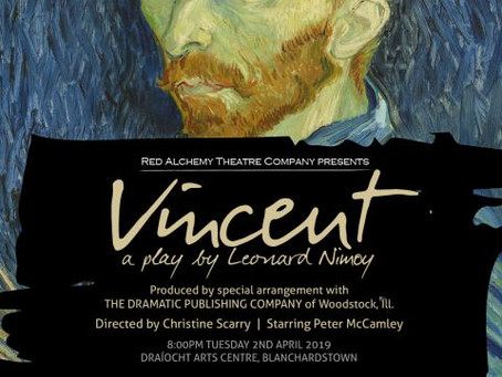 Vincent: A Play by Leonard Nimoy National Tour