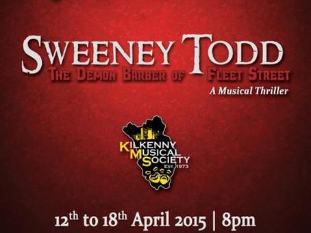 Sweeney Todd - Watergate Theatre