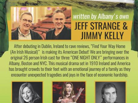 Find Your Way Home: A Drama - New York City and US Tour