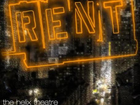 Rent - The Helix Theatre