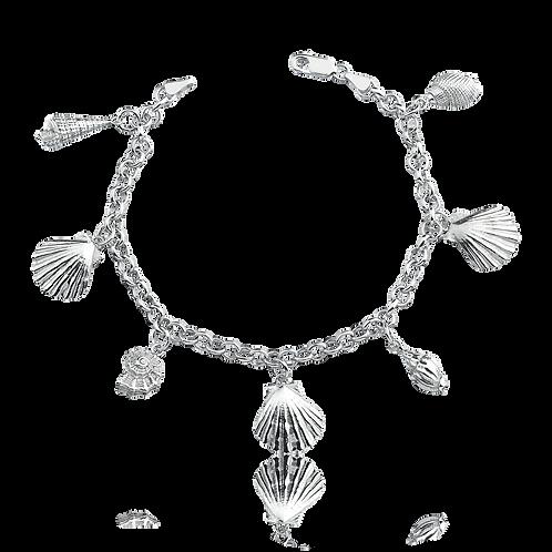 Pulseira de Conchas Afrodite