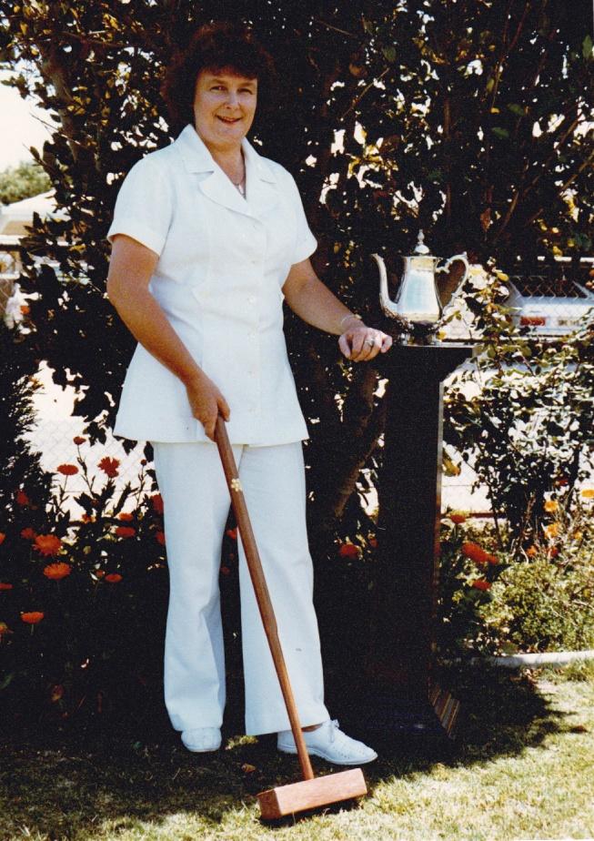 Creina Dawson 1981