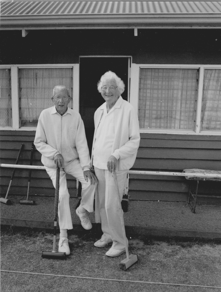 Tom & Jean Armstrong