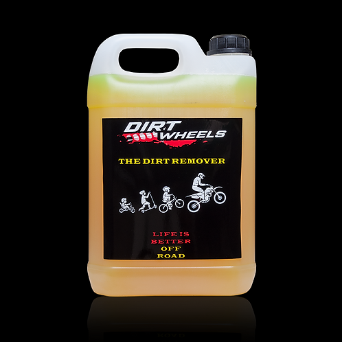 Dirt Wheels The Dirt Remover tanica 5 lt