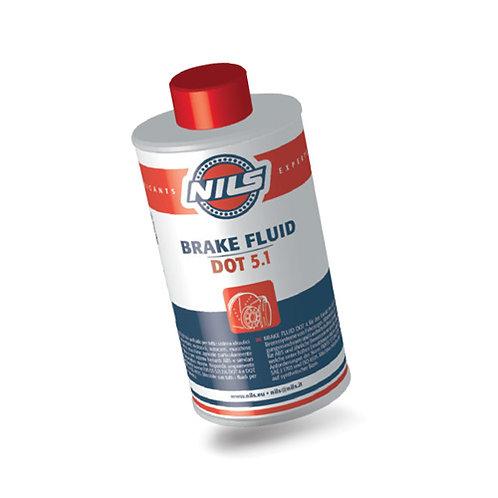 Olio freni NILS Brake Fluid DOT 5.1 - 250 ml