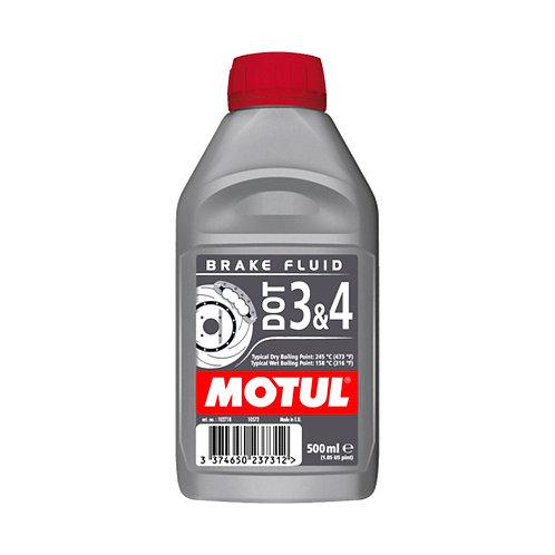 Olio freni Motul DOT 4 - 500 ml