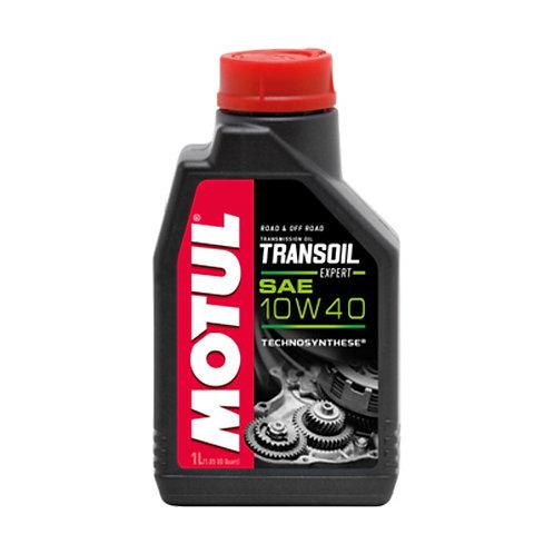 Olio frizione MOTUL TRANSOIL EXPERT SAE 10W 40  1lt