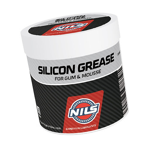 Grasso al silicone NILS for Gum & Mousse - 200g