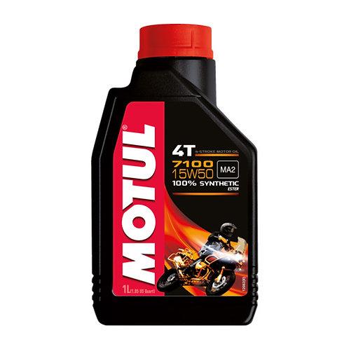 Olio motore MOTUL 7100 15W-50  1lt