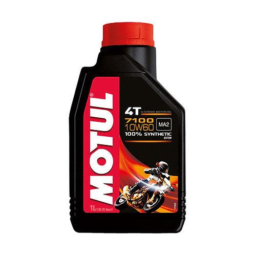 Olio motore MOTUL 7100 10W-60  1lt