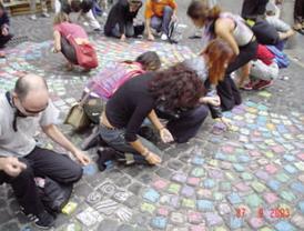 2° flashmob europa