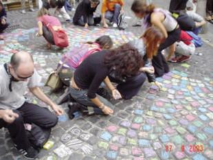 flashmob contestualizzato