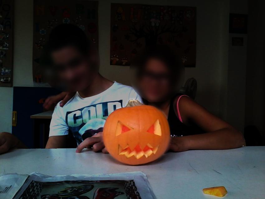 zucca x halloween