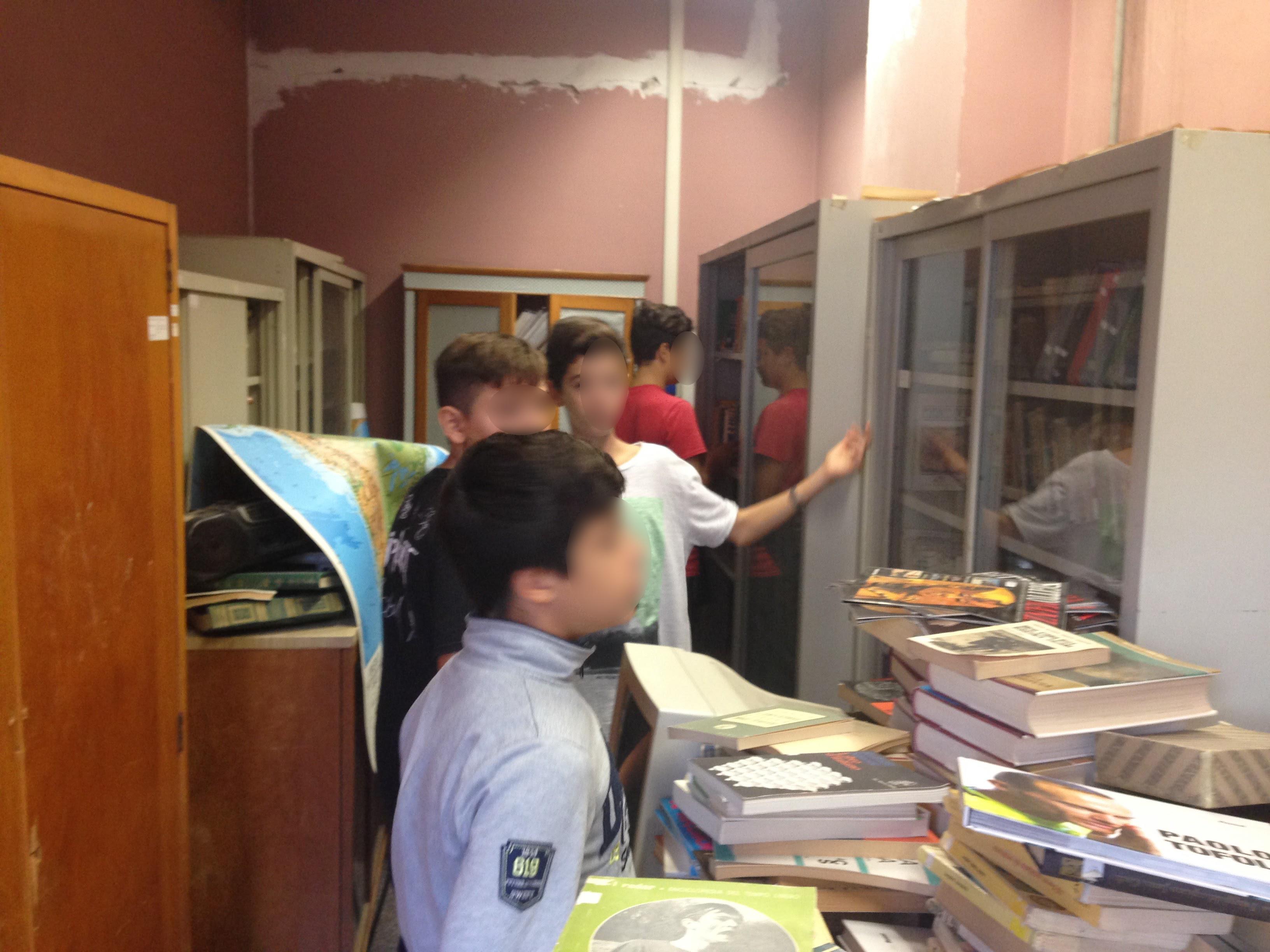 progetto Biblioteca