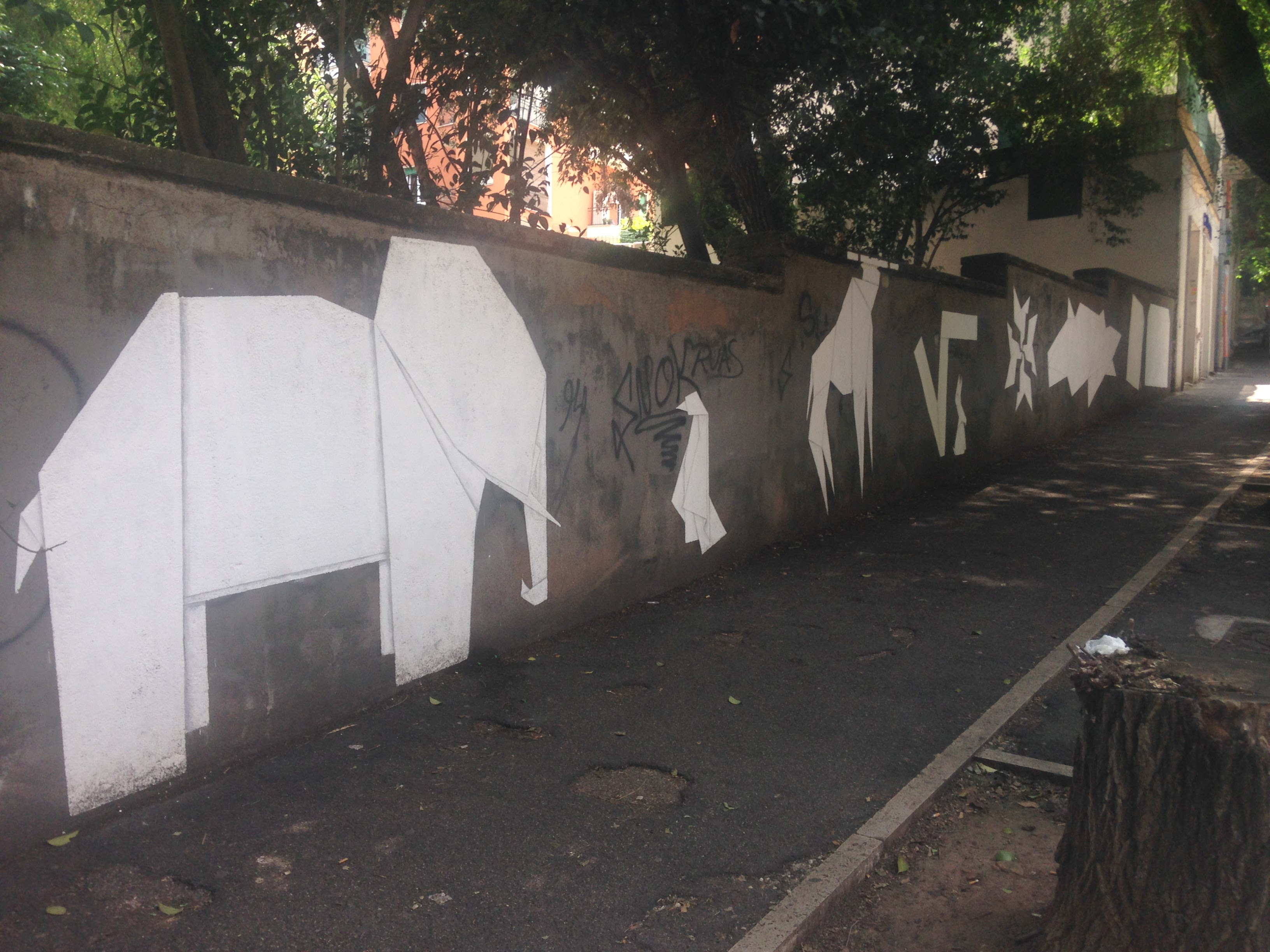 JUNIOR STREET ART