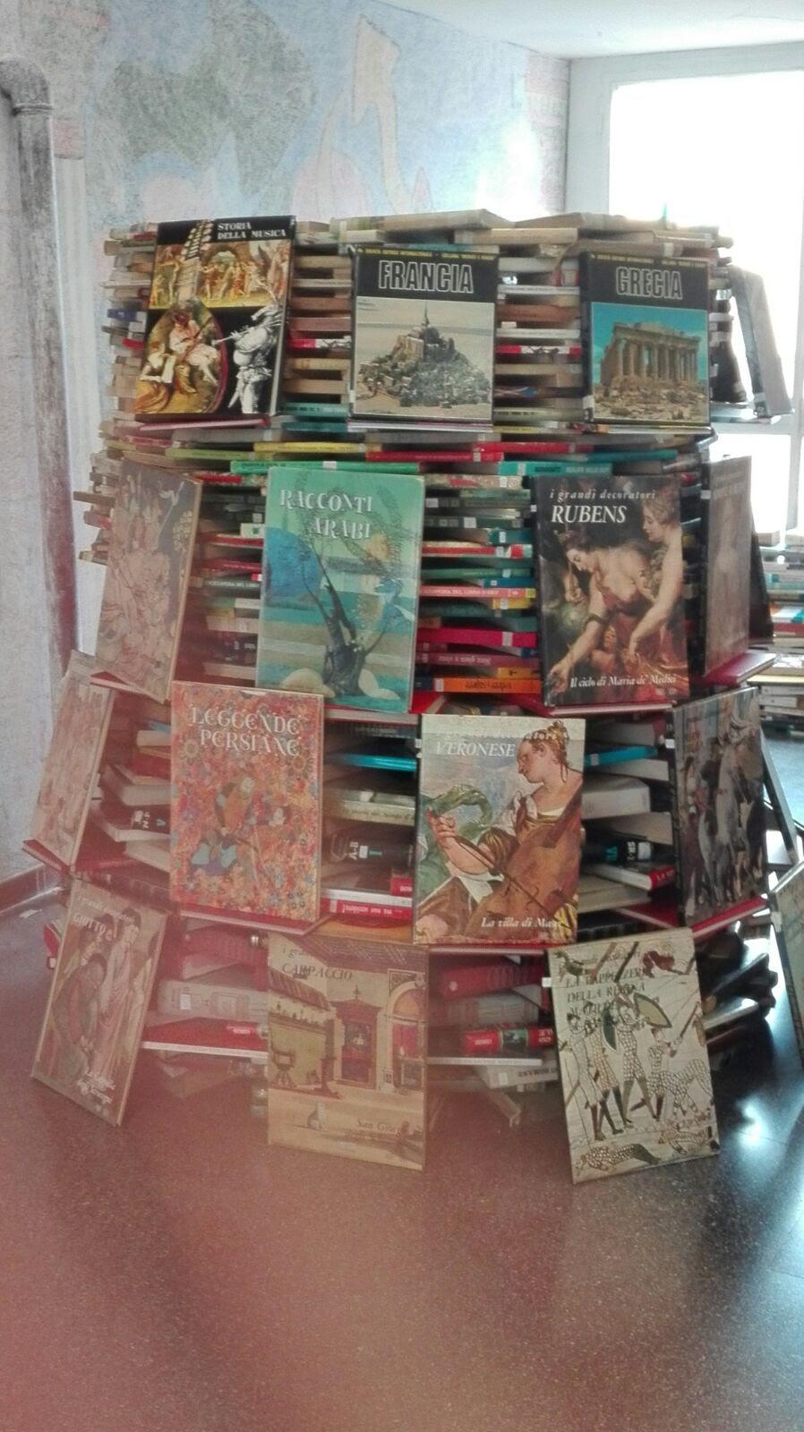 Bookinstallation