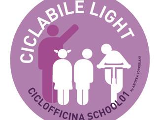 La Ciclabilelight è stata presentata alla settimana europea della moblità.