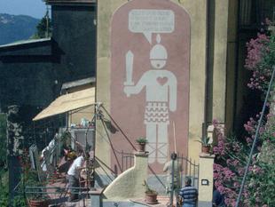 maggio graffito interattivo