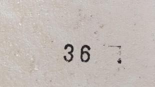 numerazione che connota l'opera