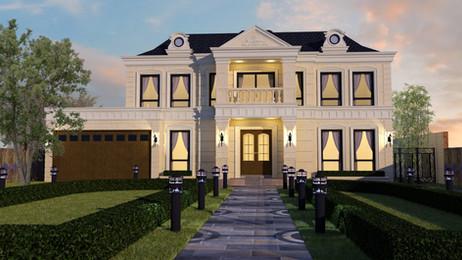 GLEN IRIS HOUSE