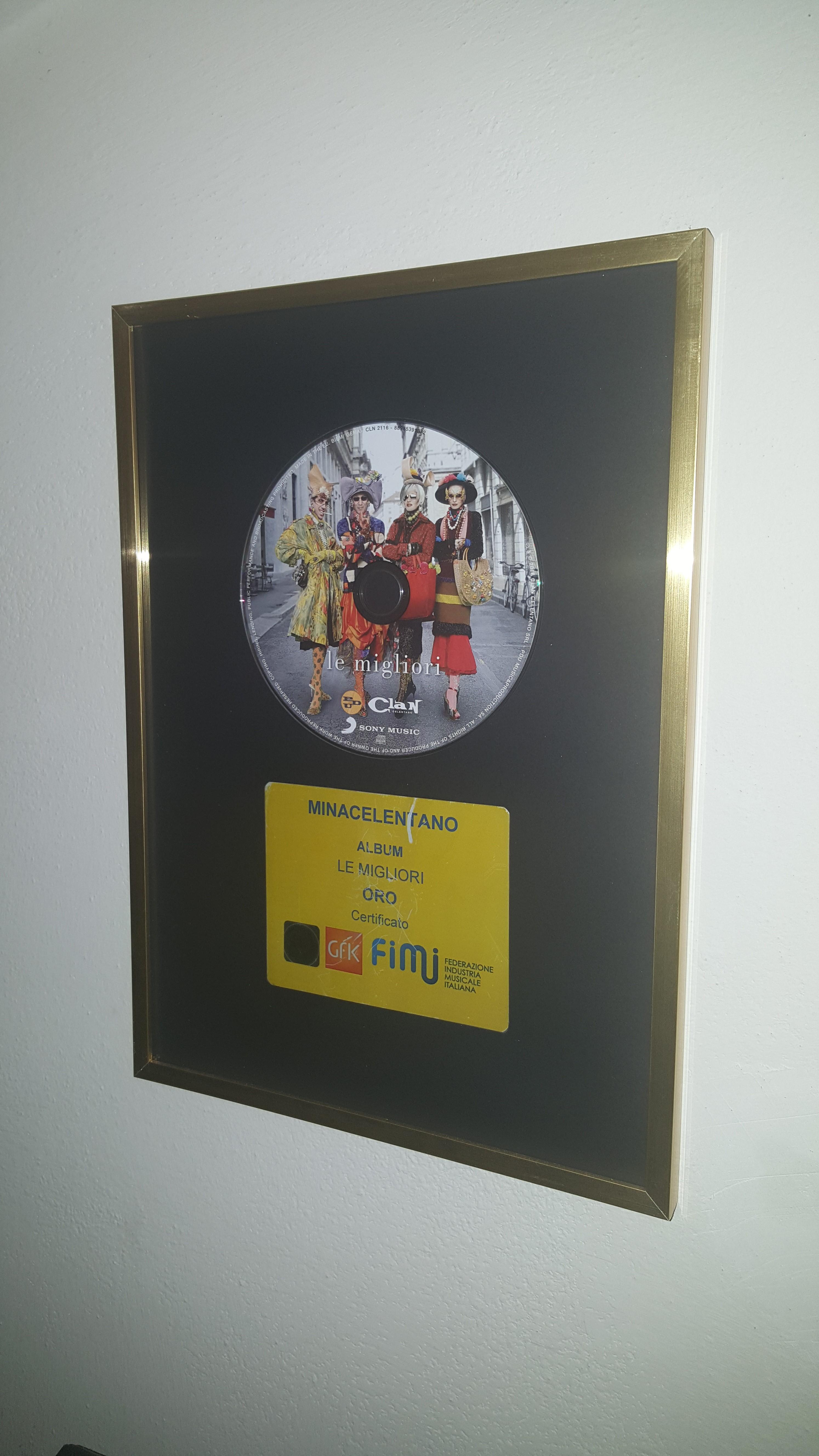LE MIGLIORI (1 Oro)