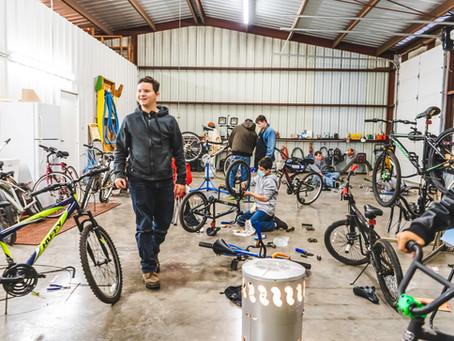 February Camp - Bike Repair