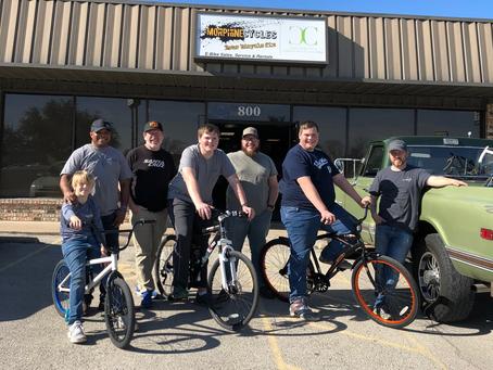 March Camp - Bike Repair