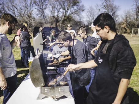 December Camp - Grilling & Small Business Skills