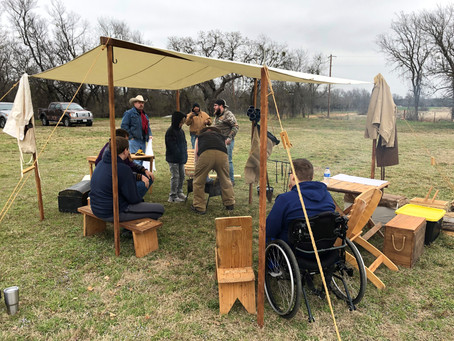 February Camp - Cowboy Cooking