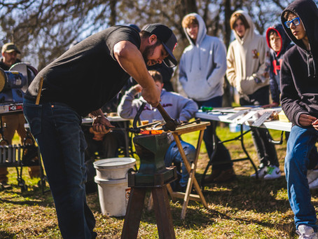 January Camp - Forged In Fire