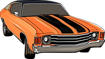 Orange Car PNG.png