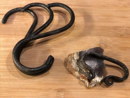 January Camp - Blacksmithing