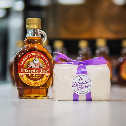 Buttermilk Pancake Mix & Syrup