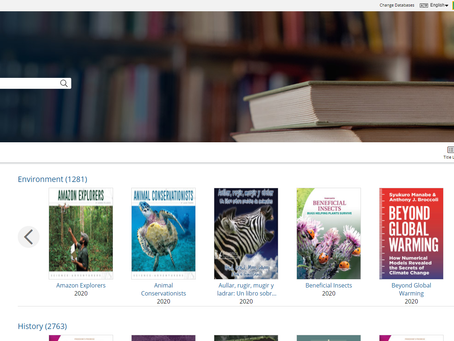 eBooks: Creating Equity in a World with Distance Learning